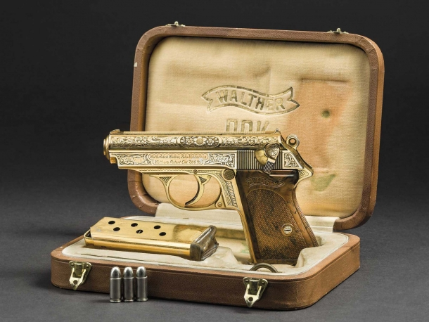 Special Auction: Carl Walther – A Century in Legendary Firearms
