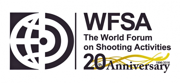 Nel 2016, il World Forum on Shooting Activities (WFSA) celebra i vent'anni dalla fondazione