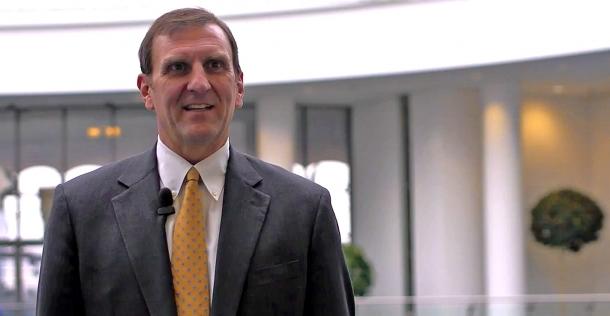 Rick Patterson, direttore esecutivo dello US Sporting Arms and Ammunition Manufacturers' Institute (SAAMI)