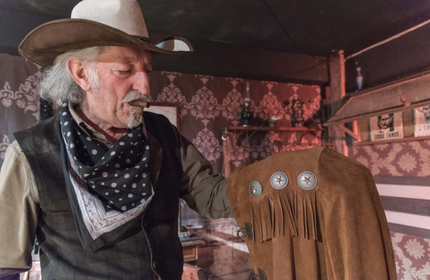 Oro e Piombo: lo 'spaghetti western' non è morto