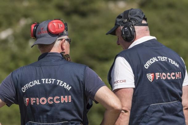 Riccardo Cassin e Giorgio Pagani: due veterani esperti di tutto ciò che accade sui campi di tiro (e nelle camere di cartuccia)