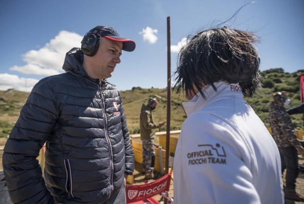 """Francesco Gazzetta, Direttore Vendite Italia Fiocchi, ha tenuto d'occhio i tiratori, monitorandone con attenzione i """"gusti"""""""