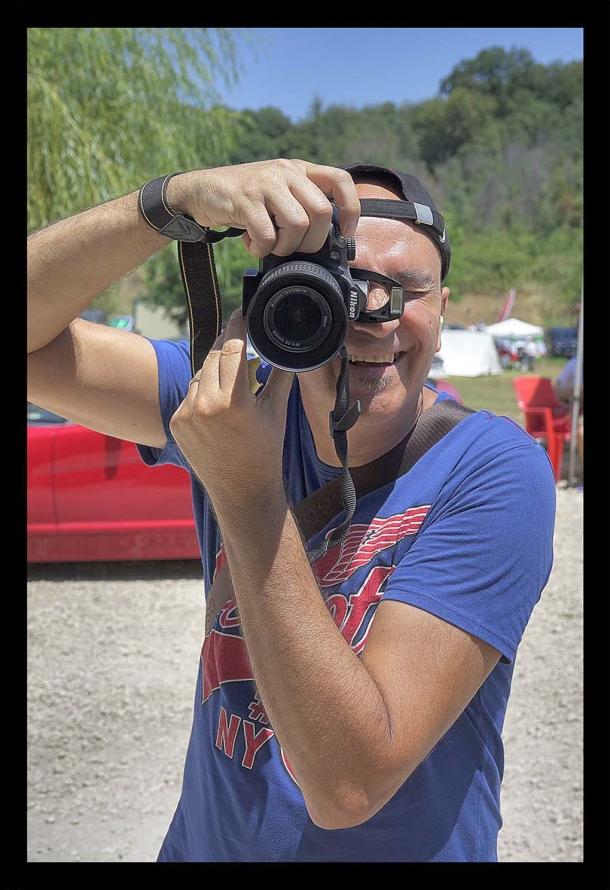 Andrea Tommasi fotografa Bruno Circi