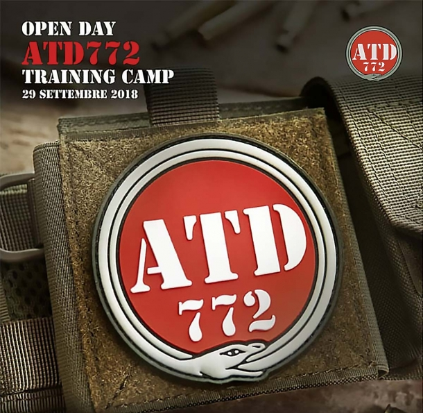 ATD 772 Training Camp Open Day
