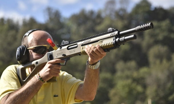 Corso per Shotgun Tattico
