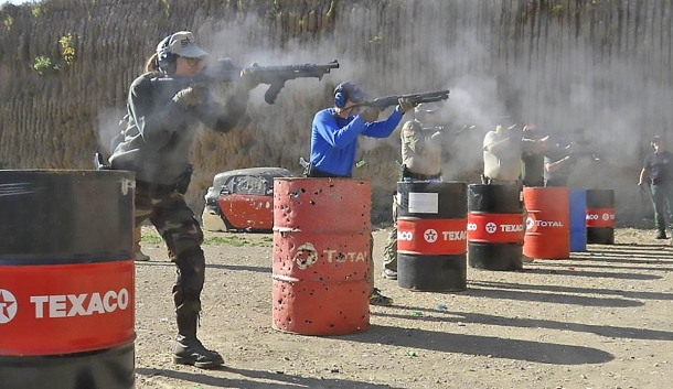 Corsi: Shotgun Tattico, con il Training Shooting Center di Roma