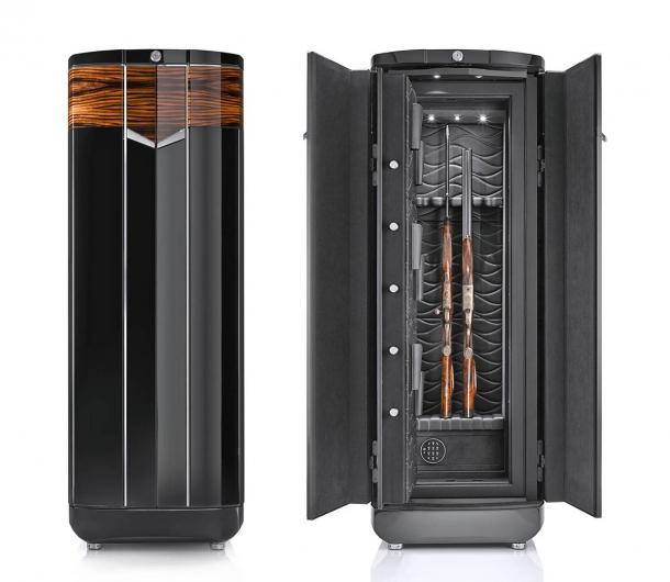 A luxury gun safe from Buben & Zörweg