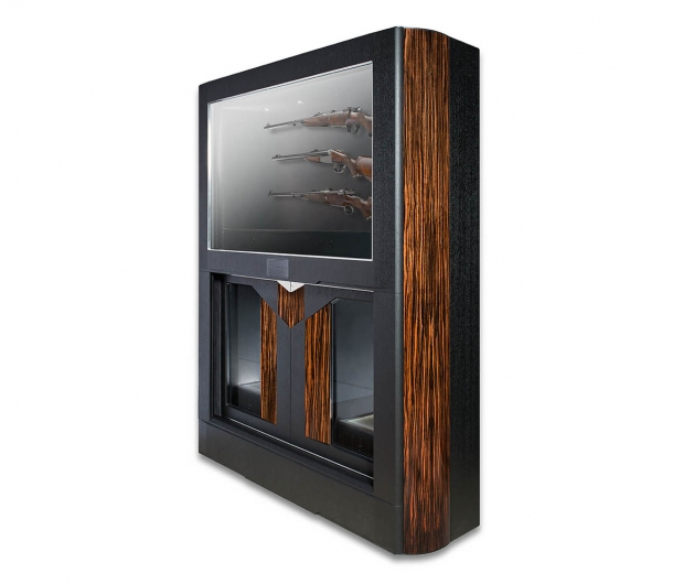 A luxury gun safe from Buben & Zörweg