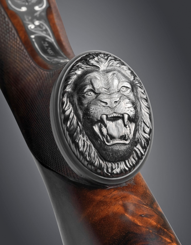 Fanzoj fine guns at BASELWORLD Luxury Fair