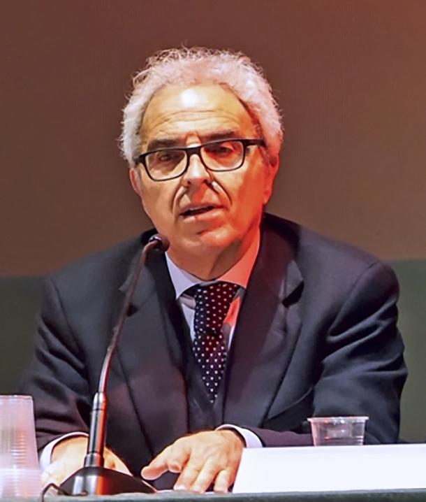 Il Prof. Paolo De Nardis, curatore della ricerca