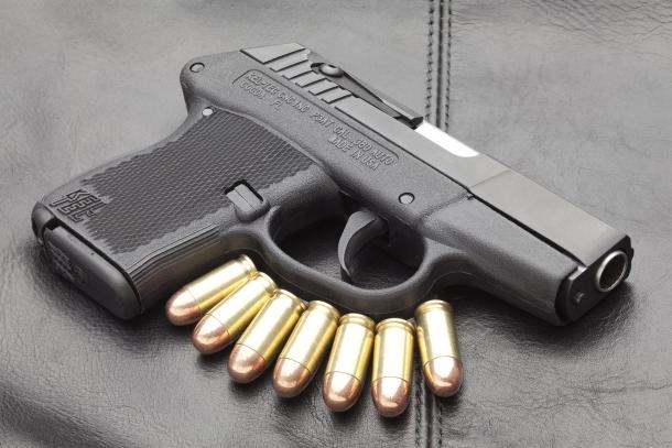 Pistola Kel-Tec P3AT
