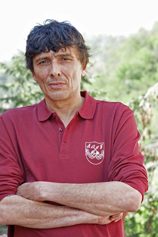 Mauro Azzimondi, istruttore Arsenal Firearms Academy