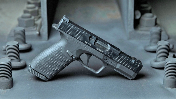 "The Stryk B pistol also changes name: it has been rechristened as the""Archon Firearms Type B"""