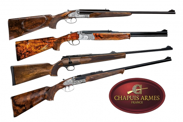 Beretta Holding acquires Chapuis Armes