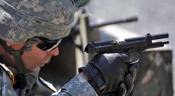 Secondo i test effettuati a Gallatin, le nuove Beretta M9 avrebbero un livello d'affidabilità dieci volte superiore a quella delle nuove MHS