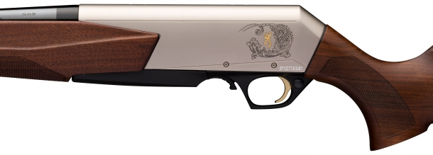 The new Browning BAR Mark 3 offers redesigned frame, stock, and handguard