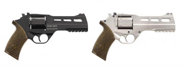 2019 NASGW: new products from Chiappa Firearms
