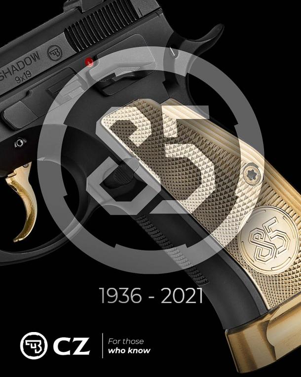 CZ 85th anniversary
