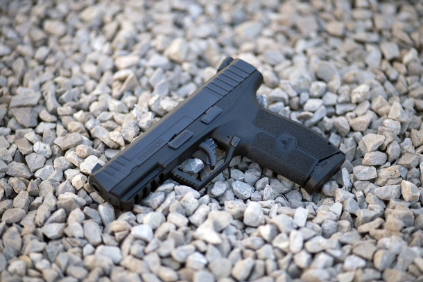 The MASADA: a new breed of semi-automatic, striker-fired pistols from IWI