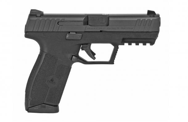 The IWI MASADA pistol, right side