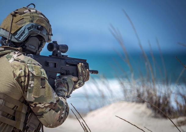 IWI is one of the most important manufacturer of small arms for law enforcement and military uses