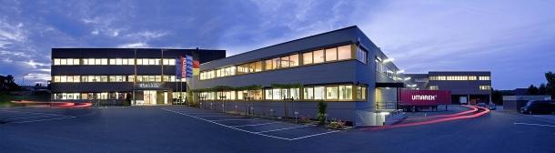 La sede della Umarex ad Arnsberg, in Germania