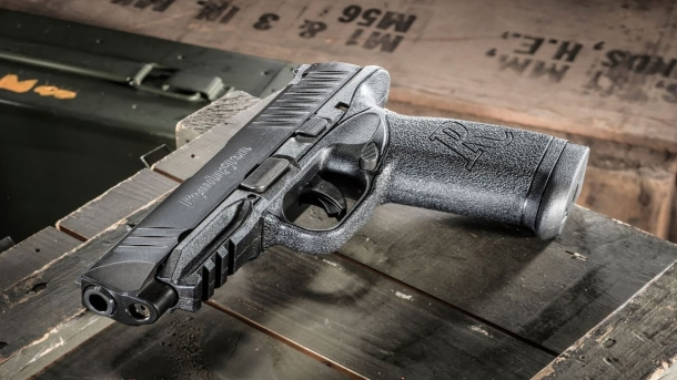 Recently, Remington also launched a line of striker-fired, polymer frame semi-automatic pistols