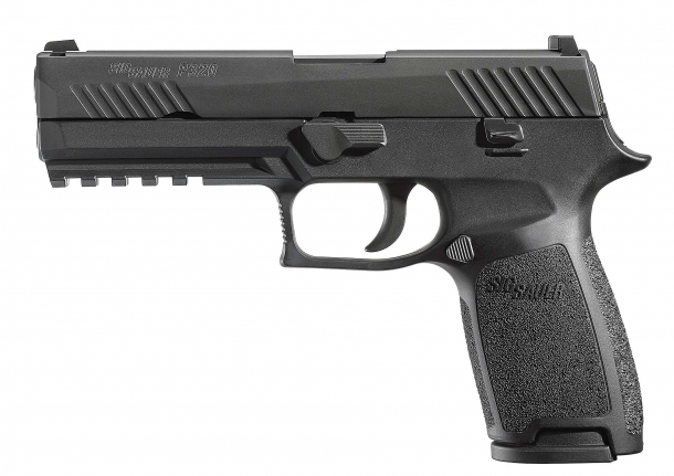 The SIG Sauer P320 pistol has been object of recent controversies following reports of accidental discharges when dropped