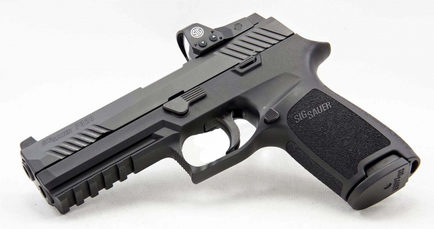 """Details on the """"Voluntary Upgrade"""" program for the P320 will be announced on the SIG Sauer website on Monday, 8/14/2017"""