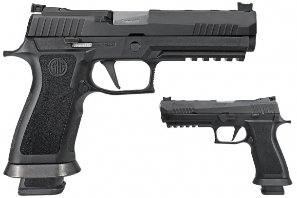 So far, independent tests seem to indicate the P320 X-Five as the only variant that is not affected by the issue