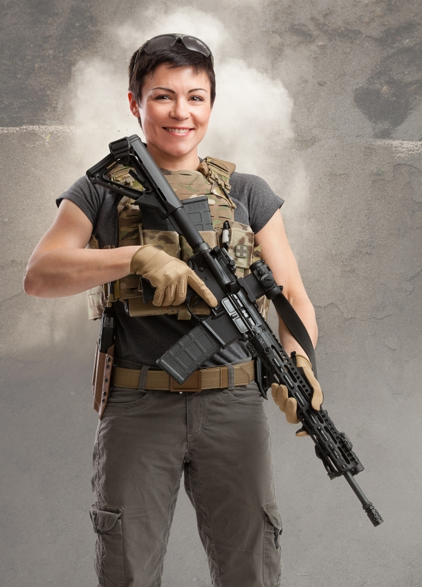 Tatiana Whitlock is a firearms instructor, hunter, fisher-woman and outdoors enthusiast residing in the majestic State of Maine