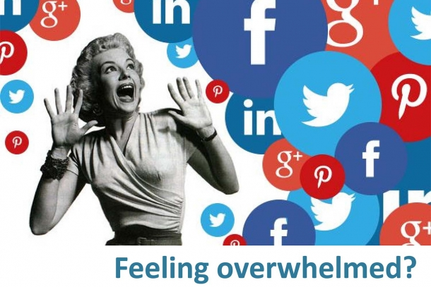 We're surrounded by Social Media, but most of times we don't use them correctly – and sometimes we're even scared by them!
