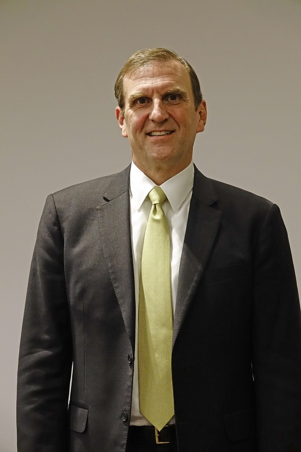 Rick Patterson, Direttore del S.A.A.M.I