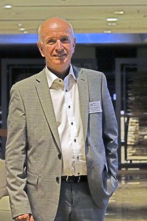 Torbjörn Lindskog, President of WFSA