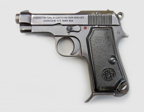 Beretta Modello 1934, qui in un esemplare del 1941