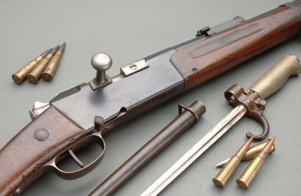 Datazione armi da fuoco antiche
