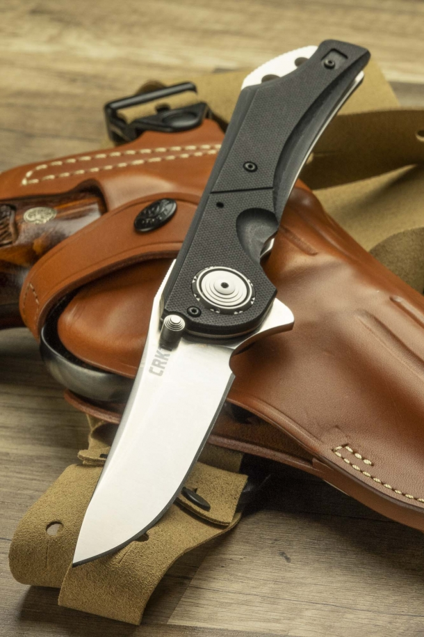 CRKT Seismic folding knife