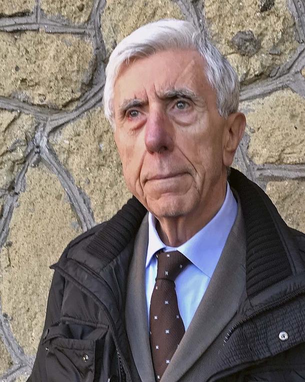 Il Prof. Giuseppe Richichi