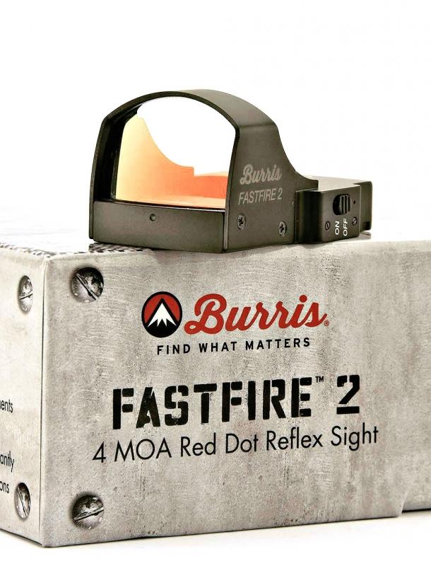 Il Burris FastFire 2