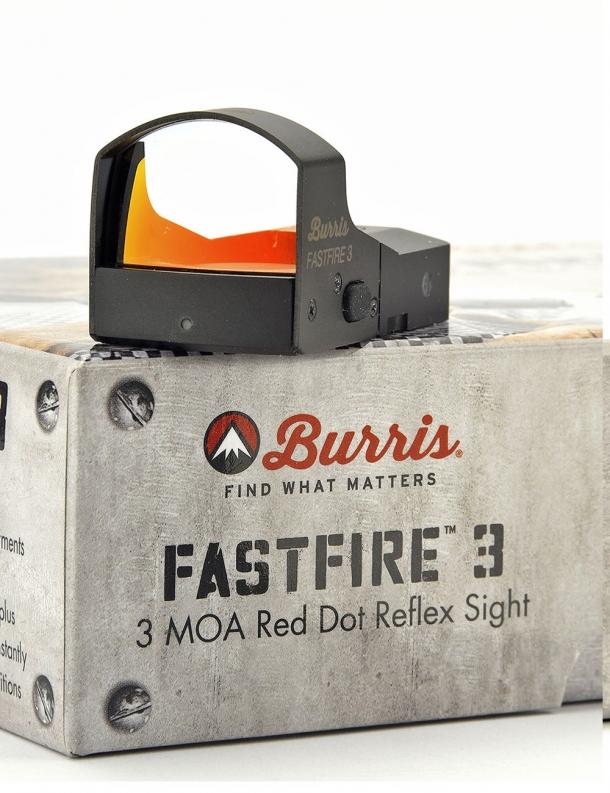 Il Burris FastFire 3