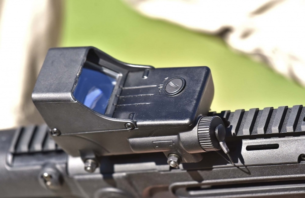 The Tru-Dot RDS is a red-dot simple, robust and reliable