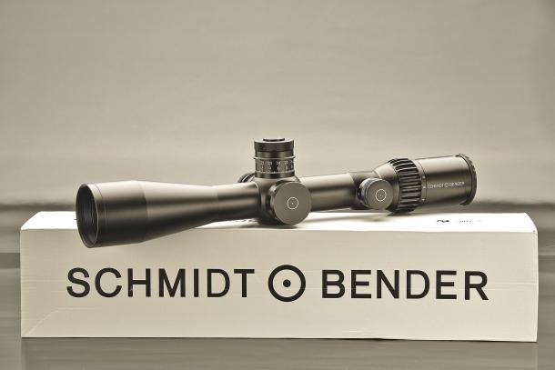 Il cannocchiale Schmidt & Bender PM II 3-20x50