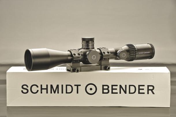 Il cannocchiale Schmidt & Bender PM II 3-27x56 High Power