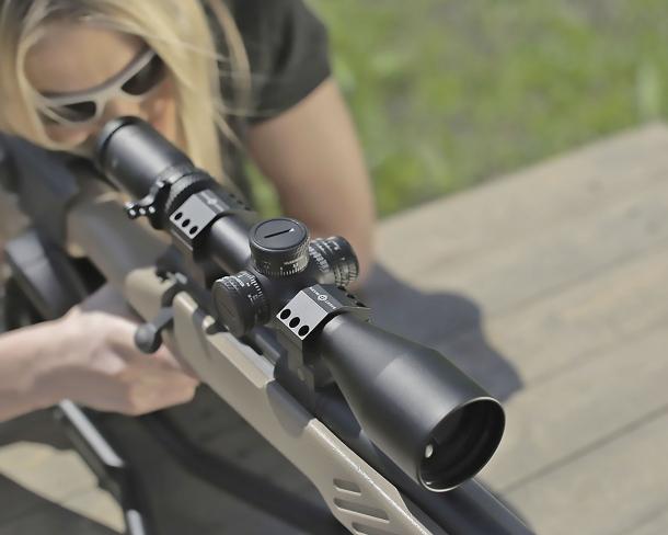 Sightmark Citadel rifle scopes series | GUNSweek com