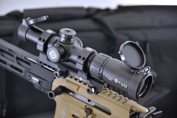 Cannocchiale tattico SightMark Core TX 1-4x24 AR-223 (Foto: GUNSweek.com)