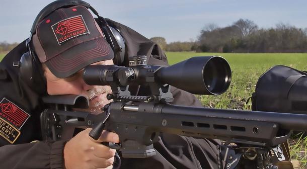 Cannocchiale da tiro a lunga distanza Sightmark Citadel 5-30x56 LR2