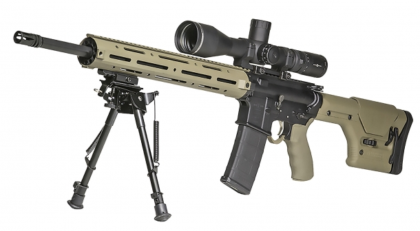 Cannocchiale Sightmark Pinnacle 5-30x50 TMD