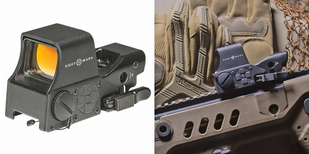 Mirino Sightmark Ultra Shot M-Spec LQD