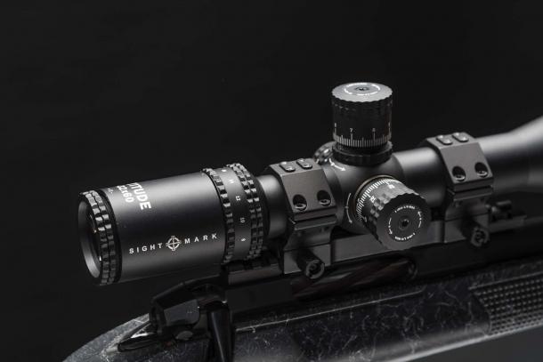 Cannocchiale Sightmark Latitude 8-32x60 F-Class
