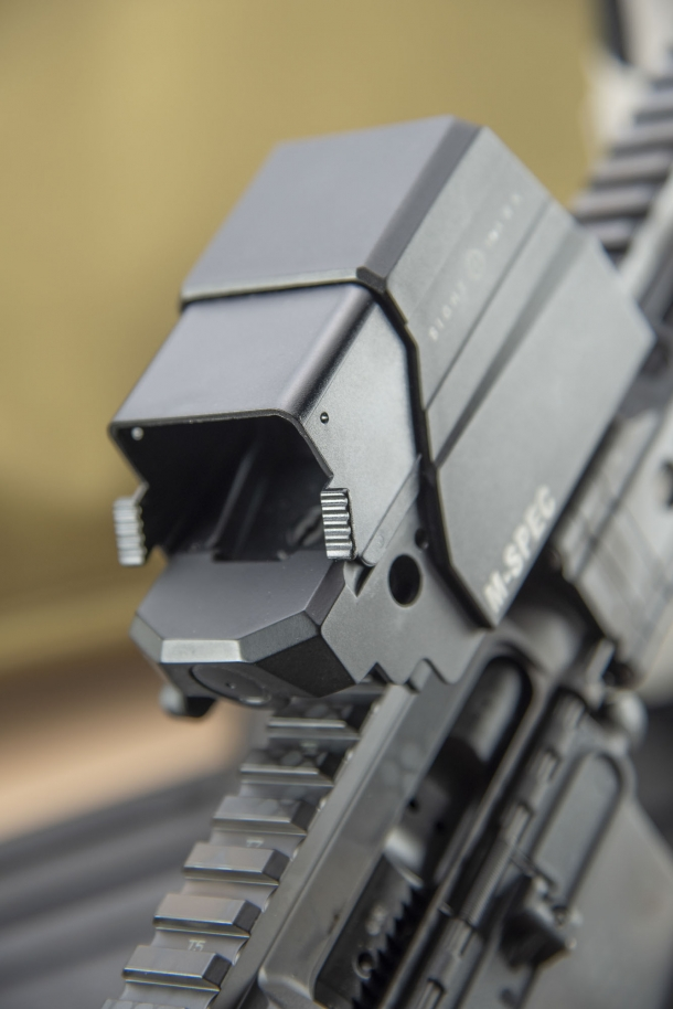 Sightmark Ultra Shot M-Spec LQD Reflex Sight